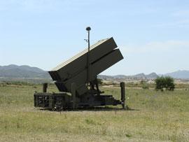 El sistema de misiles Nasams alcanza 25 Kilómetros