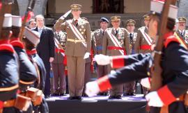 El Príncipe Felipe presidió los actos del Centenario