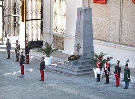 Acto por el 130 aniversario de la fundación de la Academia General Militar