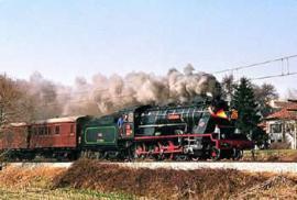 Está previsto que este año circule el tren de las FAS