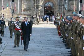 El Delegado Regio ha sido el alcalde de Santiago (Foto:BRILAT VII)