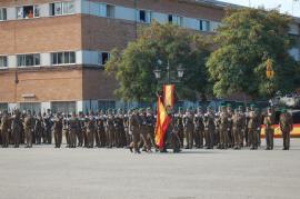Incorporación de la Bandera a la formación