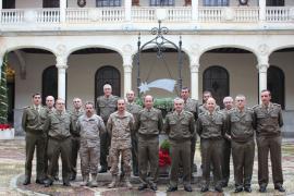El equipo de trabajo en Valladolid