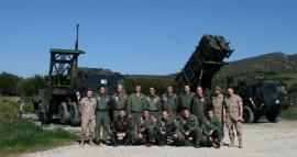 Los militares ante el sistema Patriot