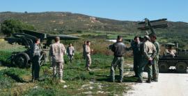 En esta ocasión ante el misil antiaéreo Hawk