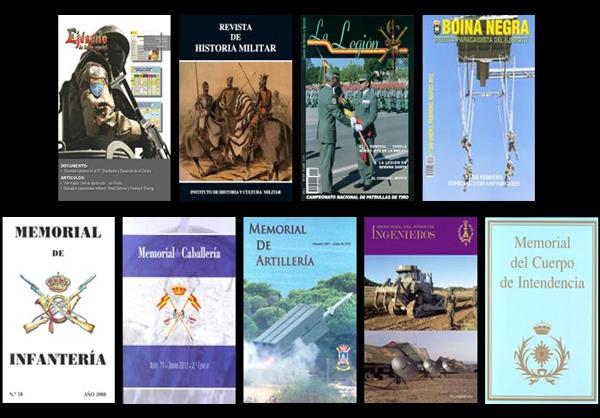 Publicaciones del Ministerio de Defensa