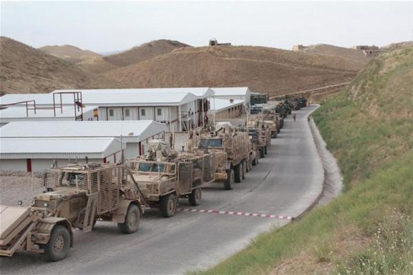Este ha sido uno de los mayores convoyes