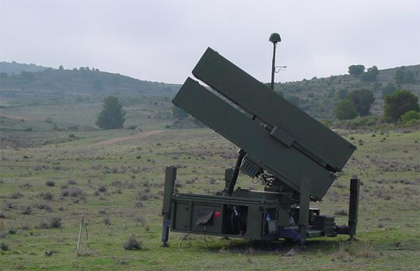 Lanzador del sistema NASAMS