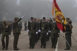 Jura de Bandera en Cáceres