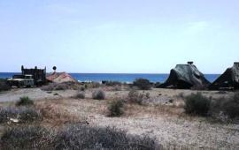 Despliegue de medios de transmisión en Almería