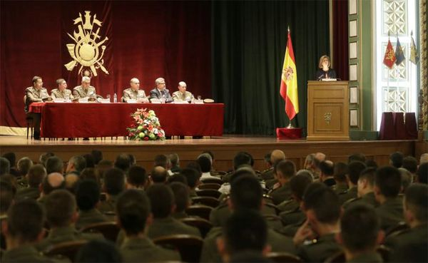 Opening ceremony of the new academic year at the General Military Academy