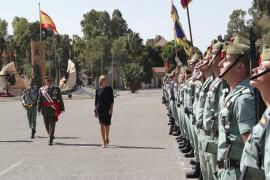 The Minister of Defense highlights the legionary values at the 97th unit's anniversary