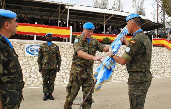 The 11th Brigade 'Extremadura' starts its fifth mission in Lebanon