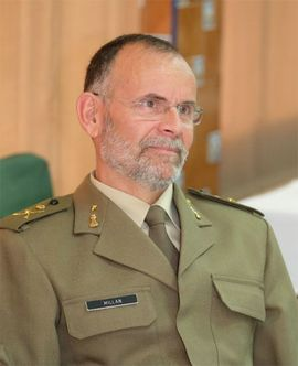 General Millán responsible for the command of the EUTM-Mali Mission