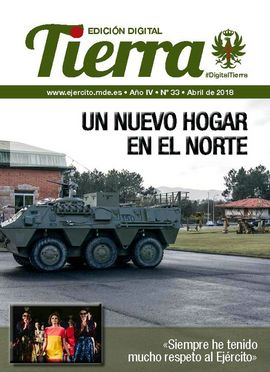 Ya está disponible la revista digital Tierra nº 33