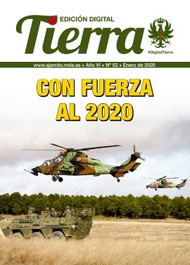 52th digital edition of Tierra is now available