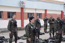 La instrucción NBQ forma parte del programa de formación