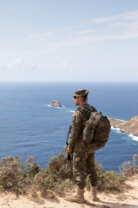 The Army's plan in the Balearic Isles