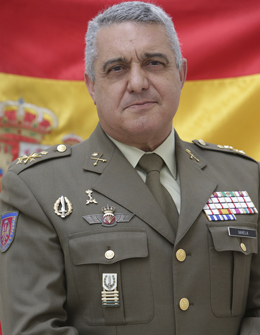 Chief of Army Staff FRANCISCO JAVIER VARELA SALAS