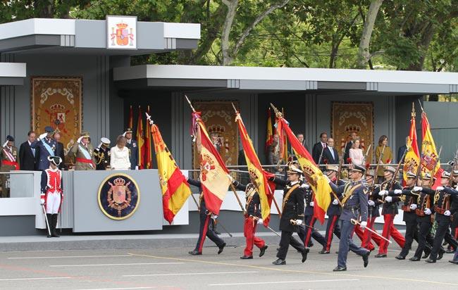 Dia Nacional Espana Día de la Fiesta Nacional 2013