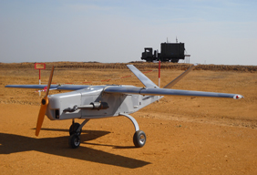 SIVA (Integrated Aerial Surveillance System)
