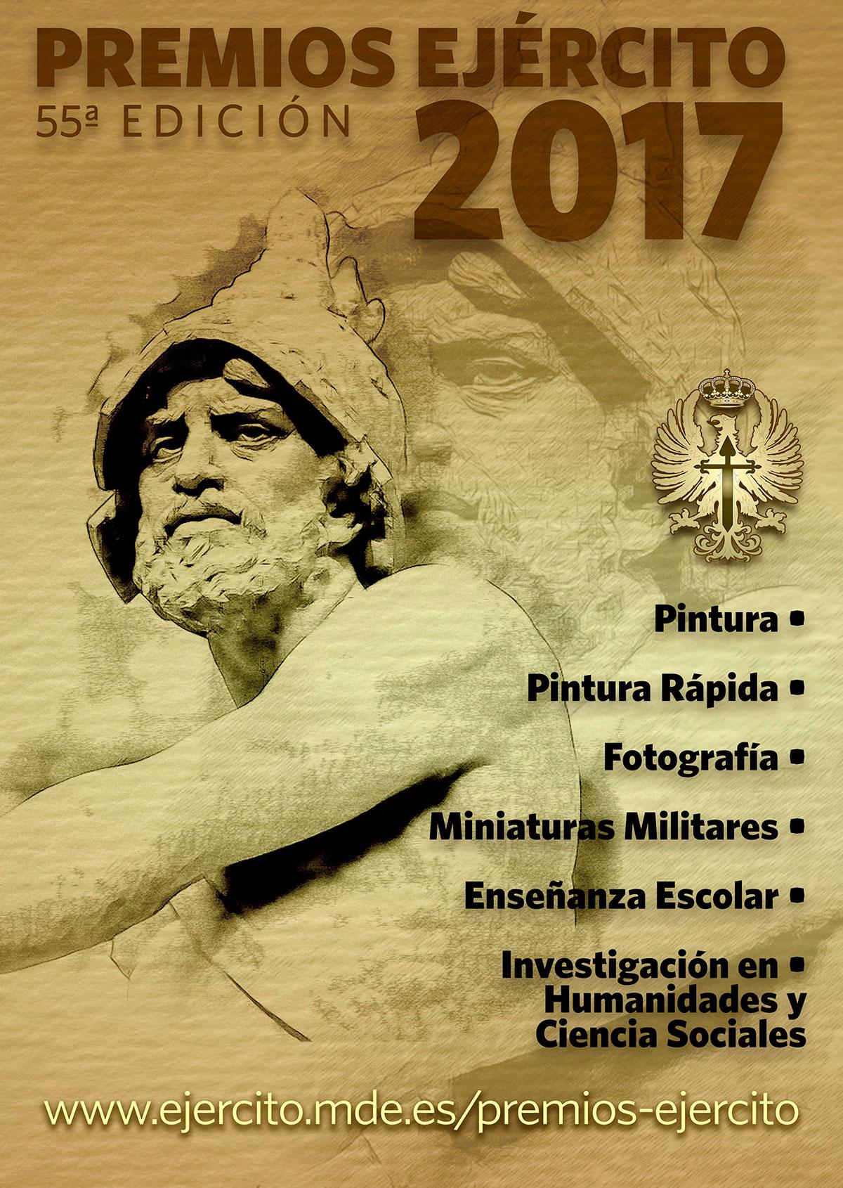 Premios Ejército 2017. Bases