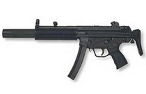 SUBFUSIL HK MP 5 SD