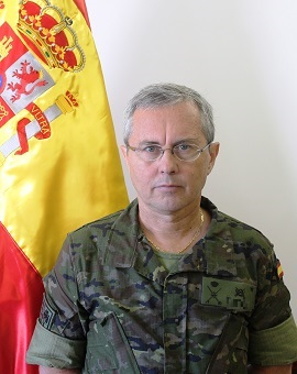 Brigadier General of the 11th 'Extremadura' Brigade