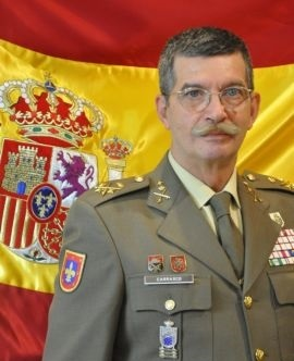 Teniente general Carrasco, Jefe del Madoc
