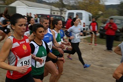 Cross femenino y veteranos