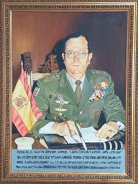 Teniente General Quesada Gómez