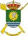 escudo verde y amarillo de la AALOG 81