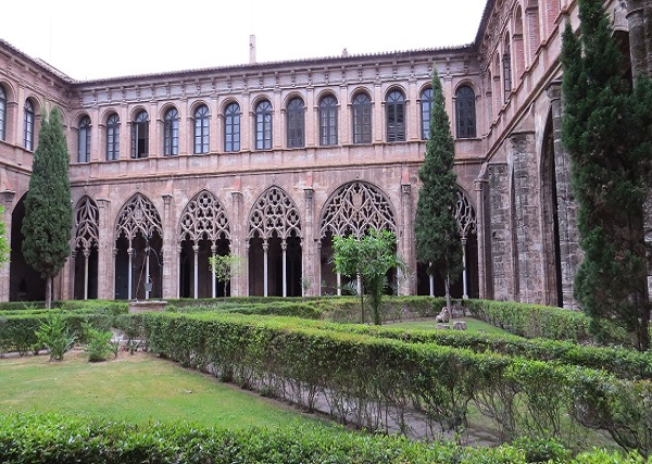 Old Santo Domingo Convent (s. XIII)