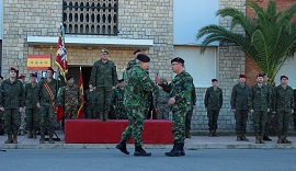 change  Deputy Commander from General Rui Guerra Pereira to General Nelson Viegas