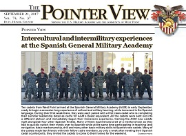 Componentes de la AGM en West Point
