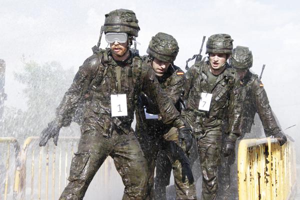 Galería de imágenes del Ejército de Tierra