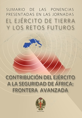 Spanish Army constribution to African security: Advanced frontier.