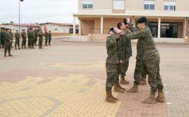 Texto no traducido - Los nuevos soldados del  Castilla  reciben su ... 407c3598a11