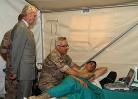 El HOC cuenta con 78 camas de hospitalización