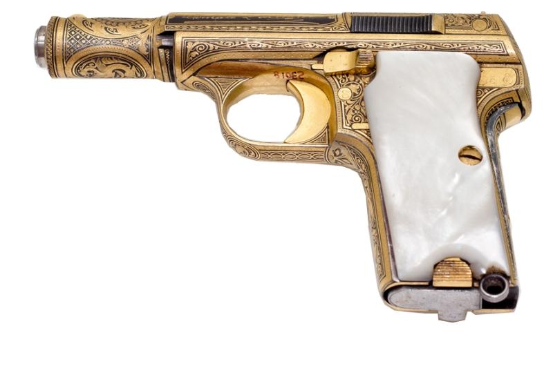 Museo del ej rcito armas de fuego for Muebles para guardar armas de fuego