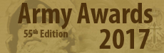 Army Awards 2017. 55th Edition